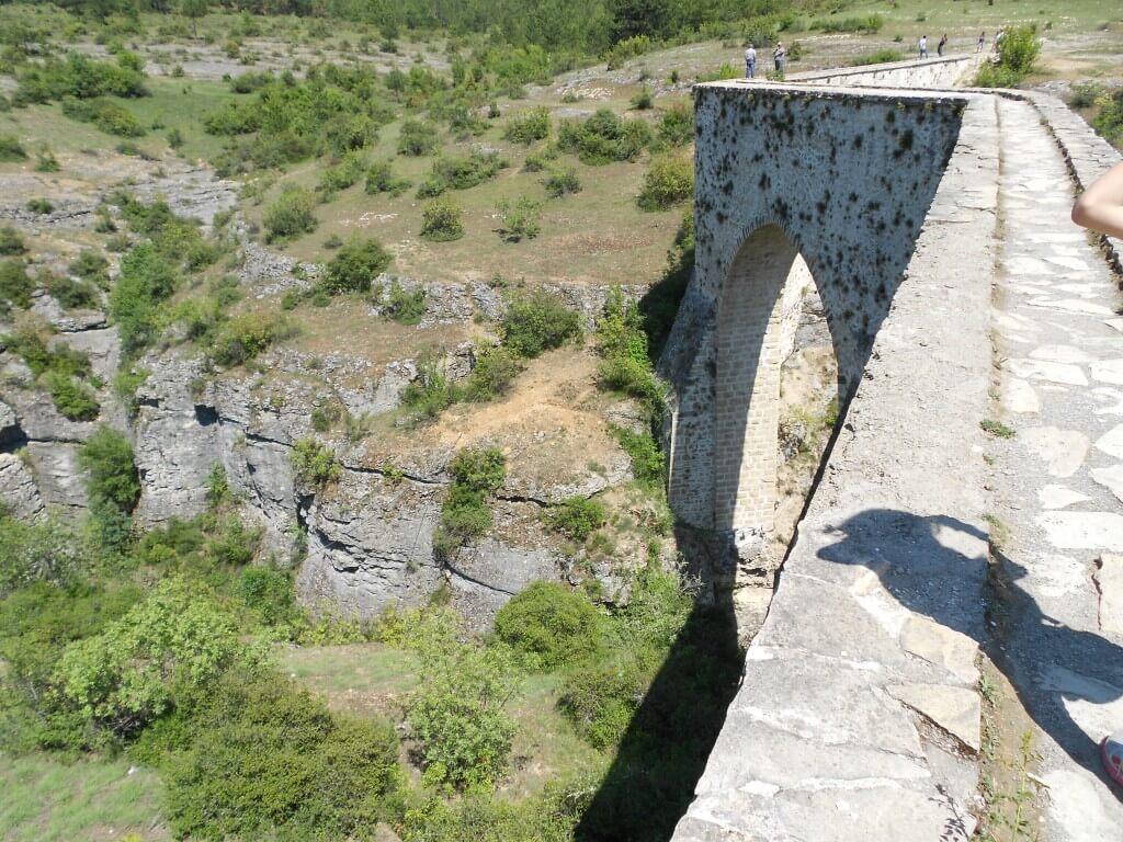 インジェカヤ水道橋 サフランボル 高い