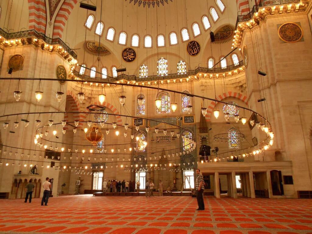 イスタンブール モスク トルコ