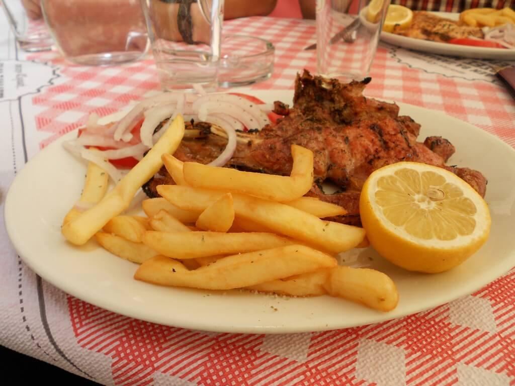 ギリシャ料理 アテネ