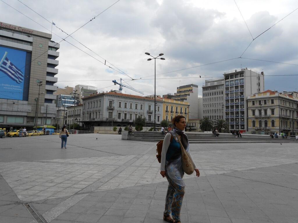 トルコからギリシャに移動しますよ!経済破綻したギリシャは!?治安は?