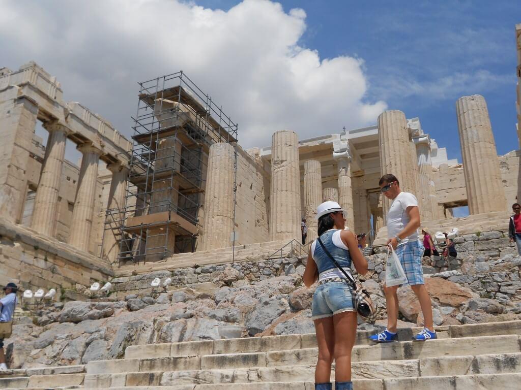 ギリシャ アテネ アクロポリス