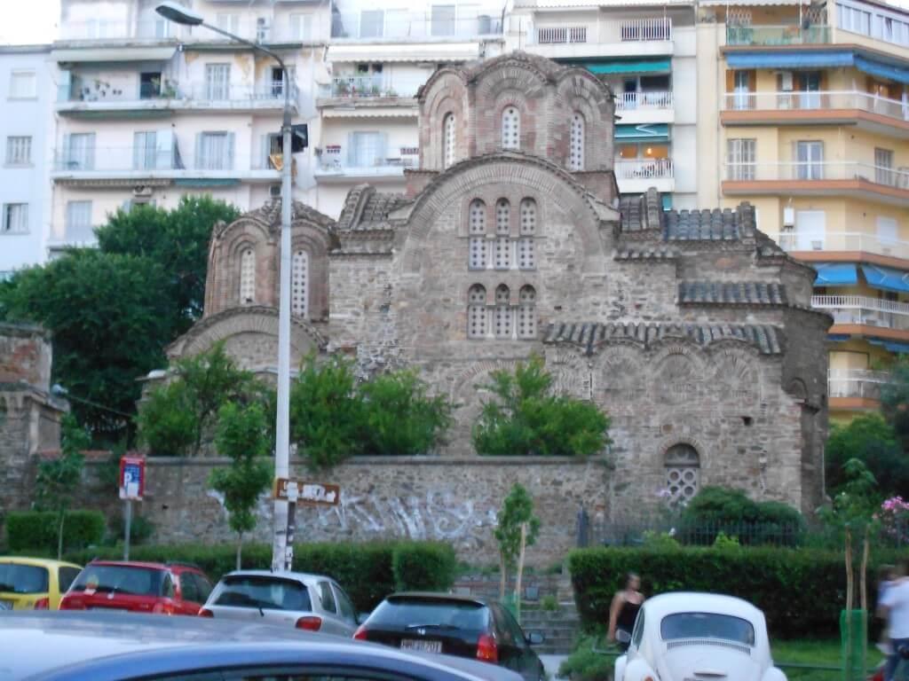 テッサロニキ 教会