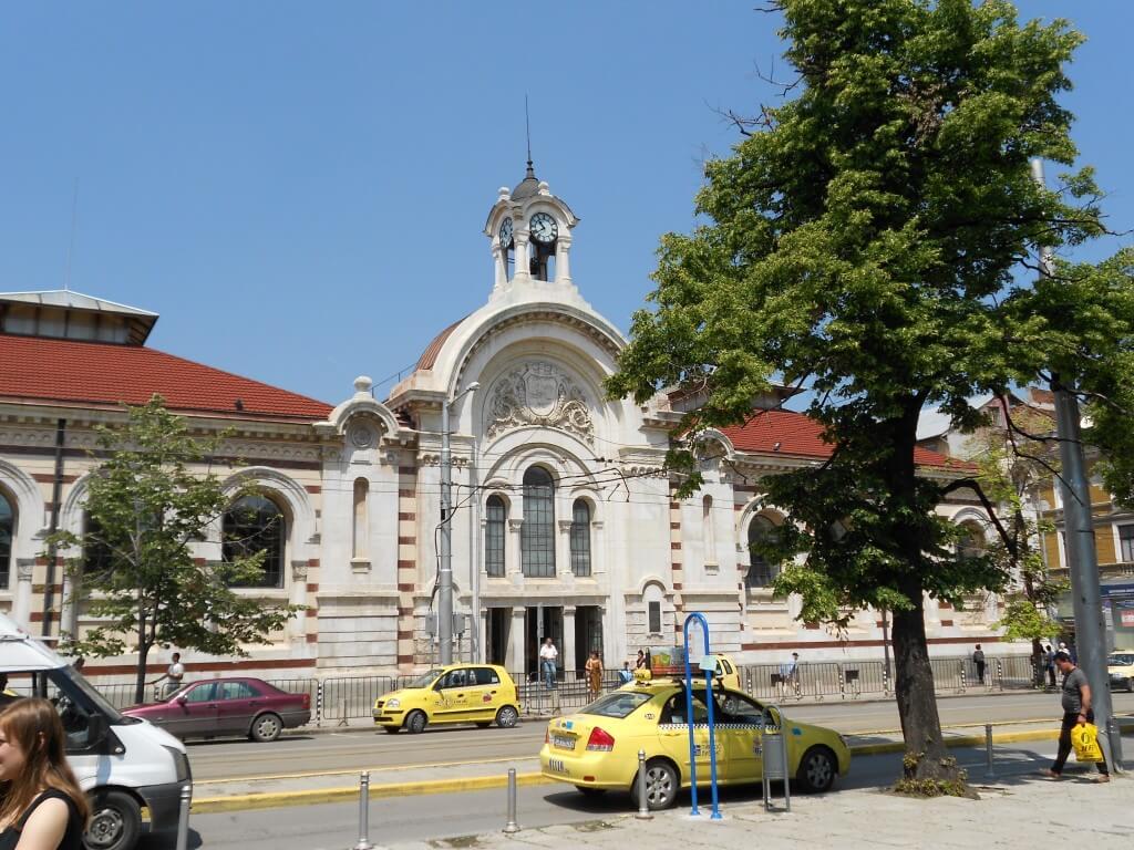 フリーウォーキングツアー ブルガリア ソフィア観光