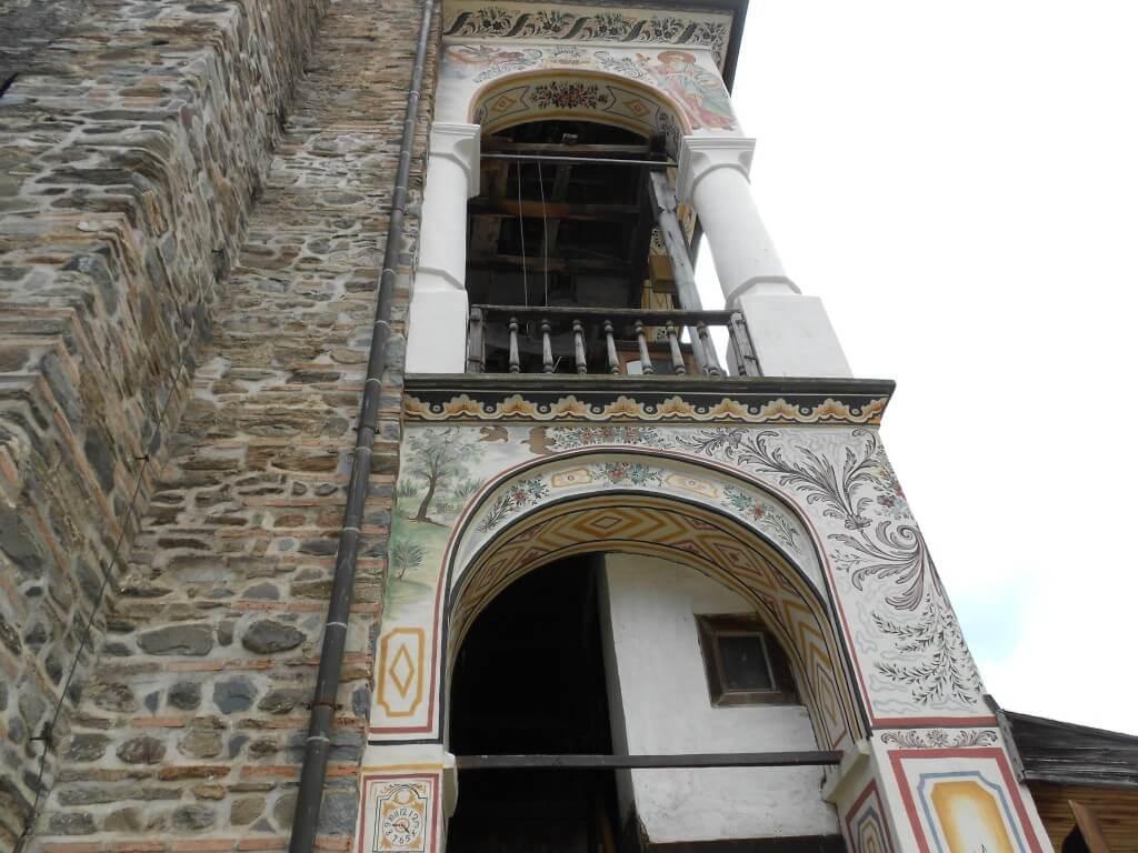 世界遺産 リラの僧院 日本人観光客 多い