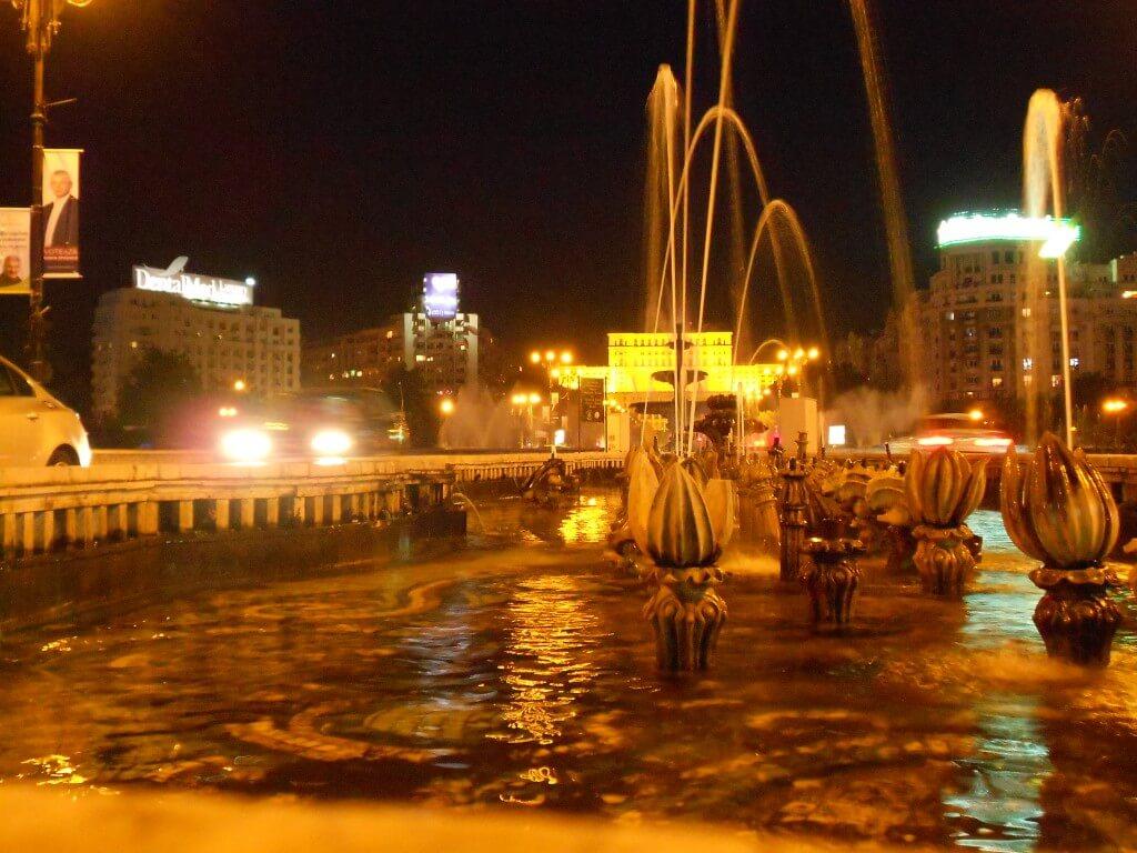 ブカレスト 広場