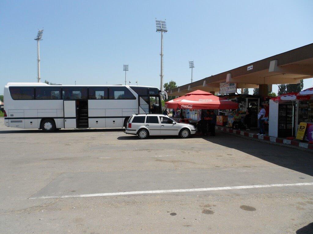 ブラショフ バスターミナル