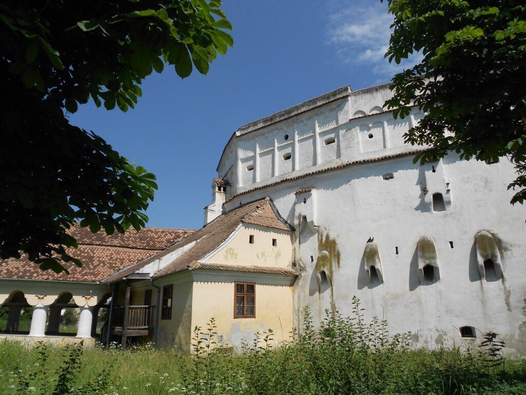 プレジュメールの要塞教会 ブラショフ