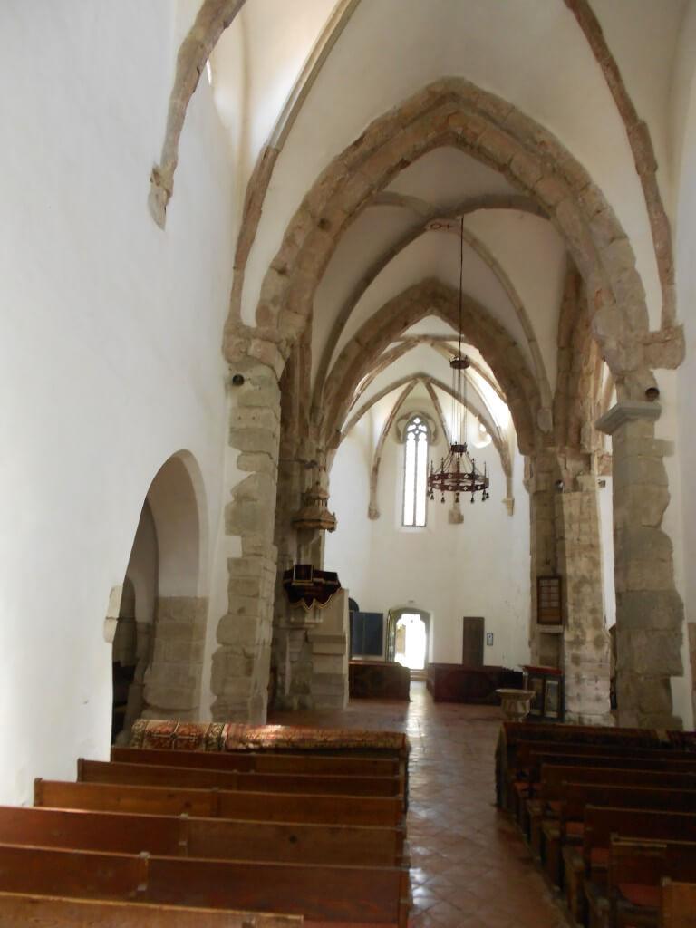 プレジュメールの要塞教会 ブラショフ 教会