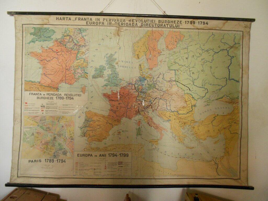 要塞教会はルーマニア各地に点在している