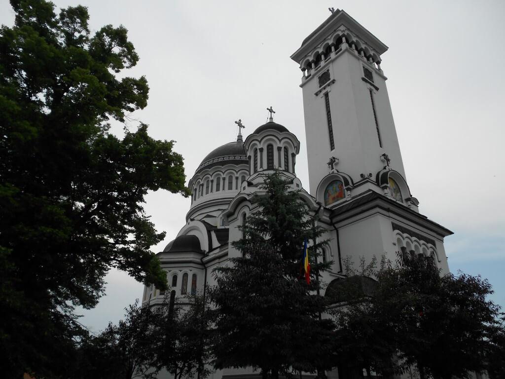 シギショアラ 教会