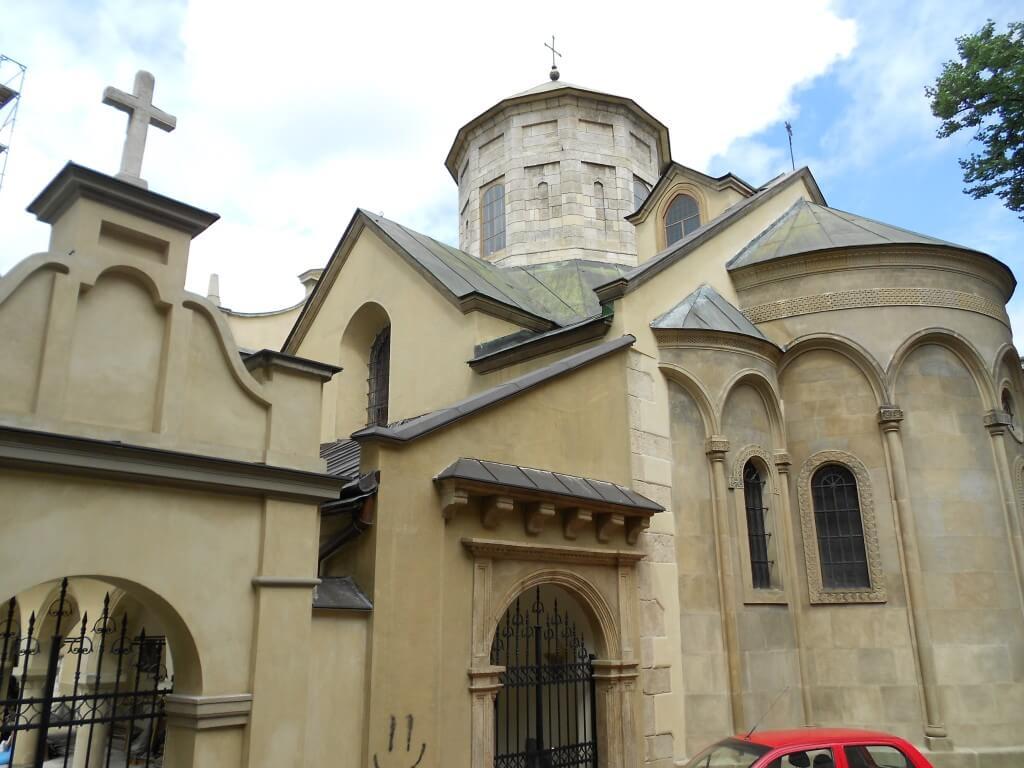 ドミニカ大聖堂 リヴィウ