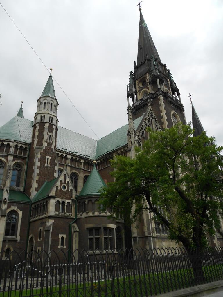 リヴィウ 聖堂