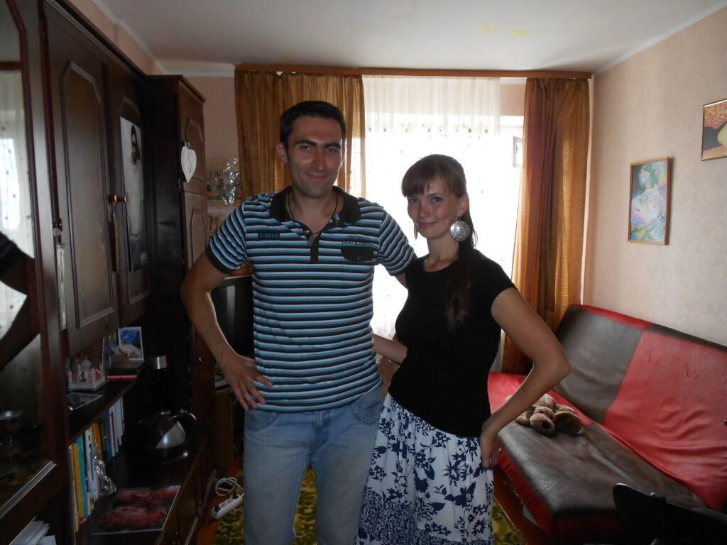 カッパドキア パーシャ&ターニャ夫妻 ジトミール ウクライナ