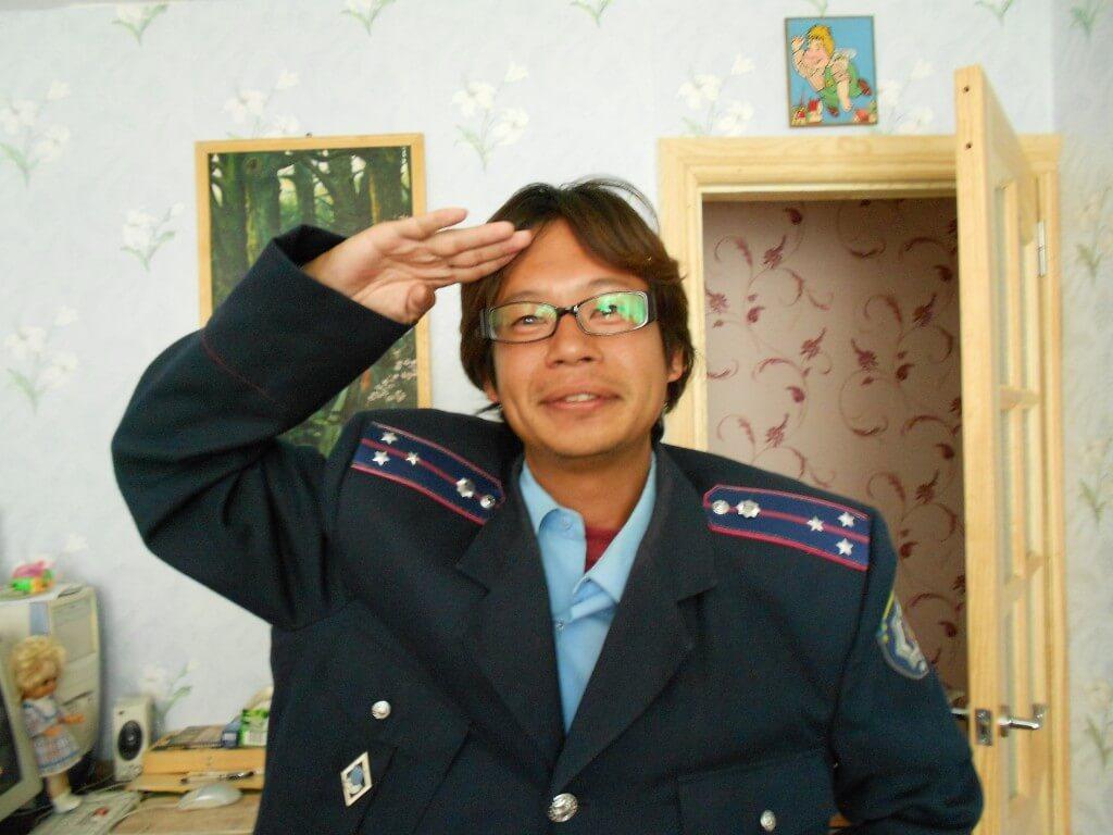 ウクライナ 軍人制服
