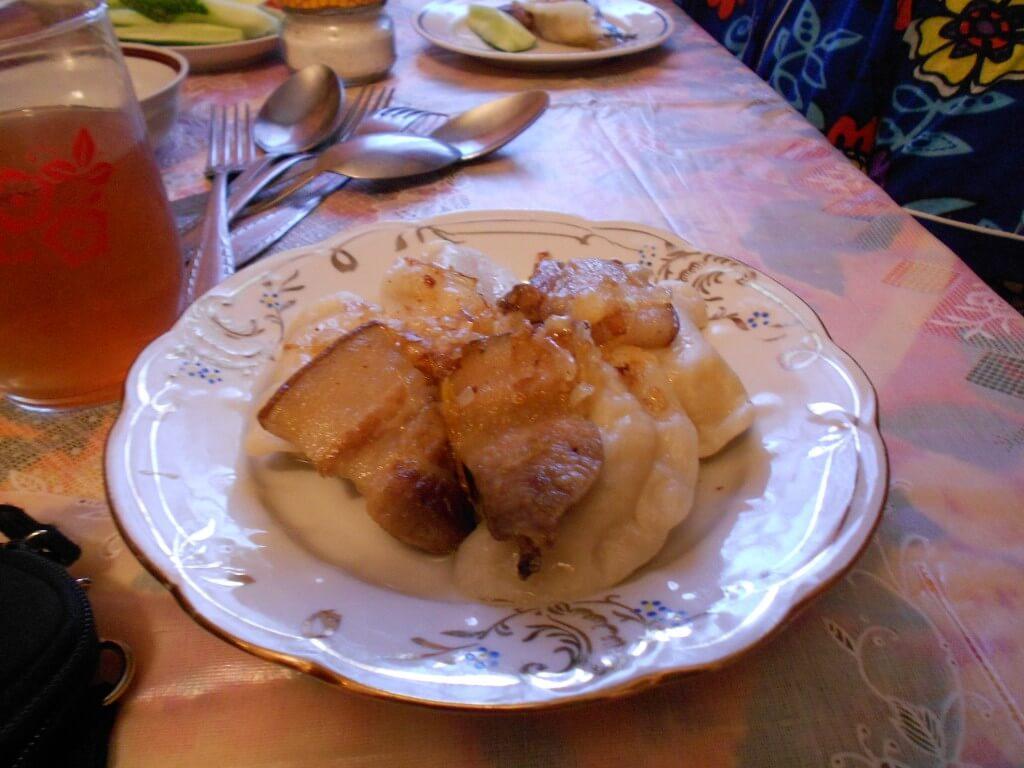 ウクライナ名物料理 お肉