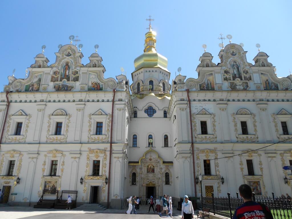 キエフ・ペチェールシク大修道院 ウクライナ 世界遺産