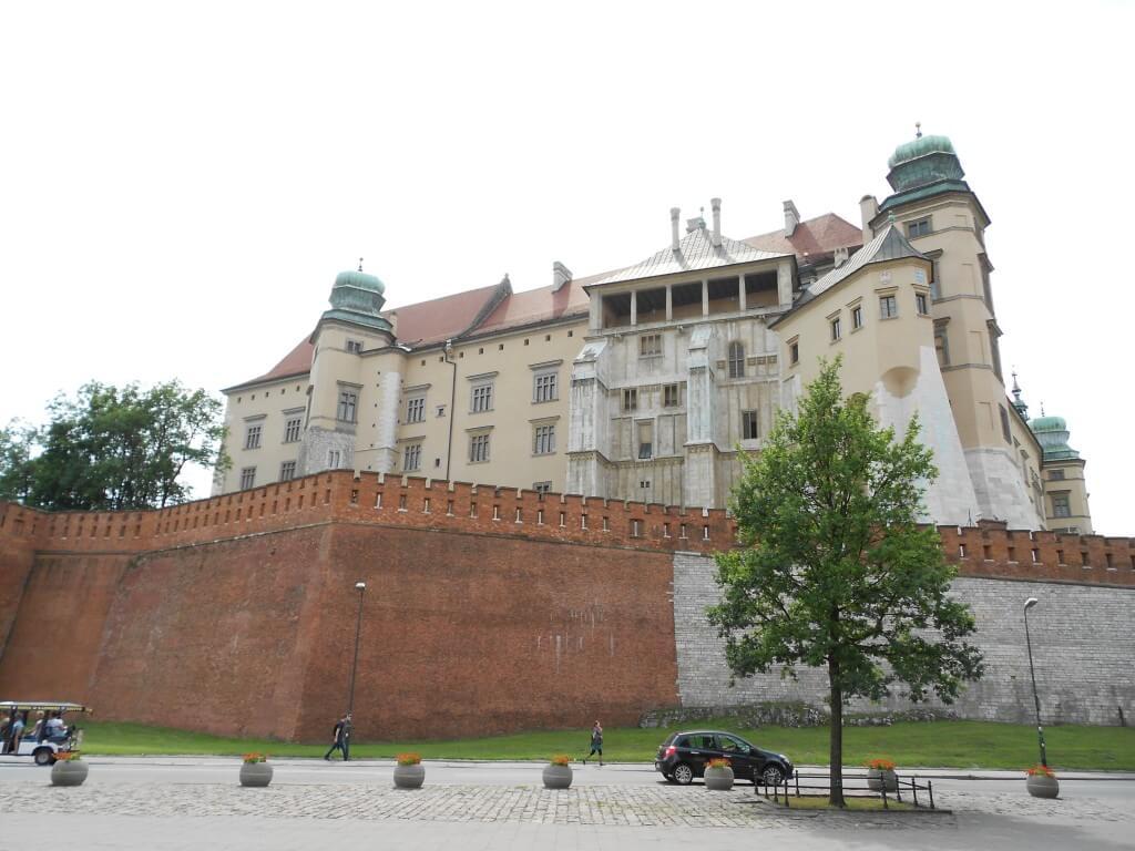 城 ポーランド 世界遺産