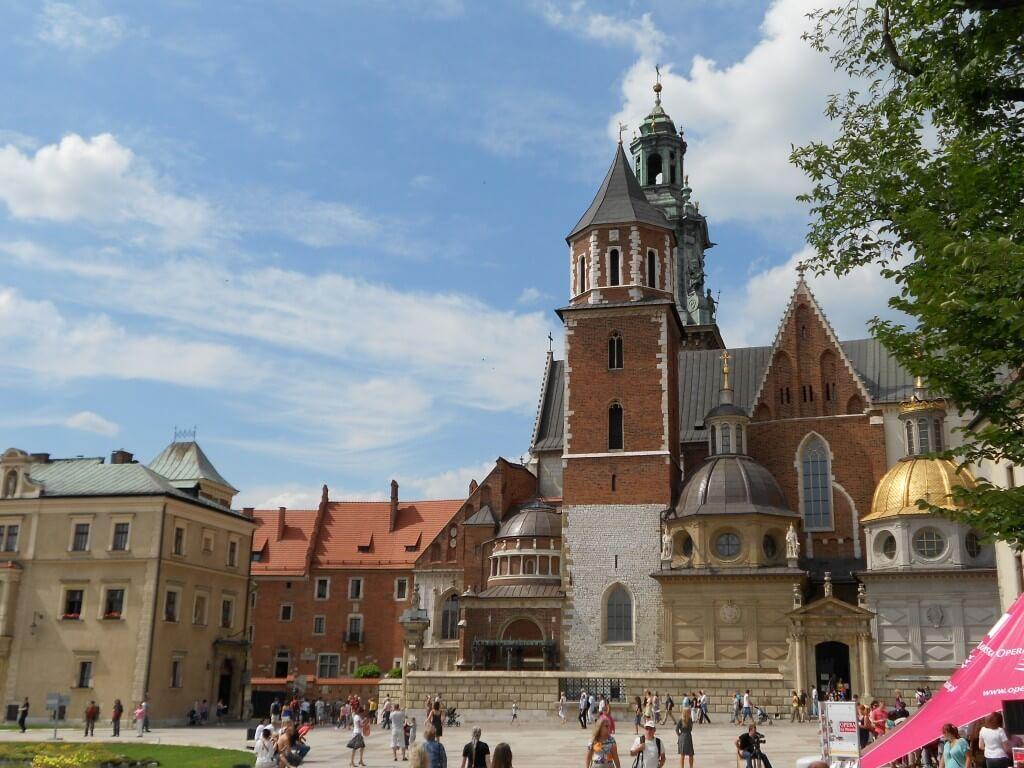 ヴァヴェル大聖堂 クラクフ 世界遺産