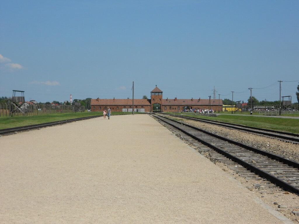 ビルケナウ強制収容所 ポーランド