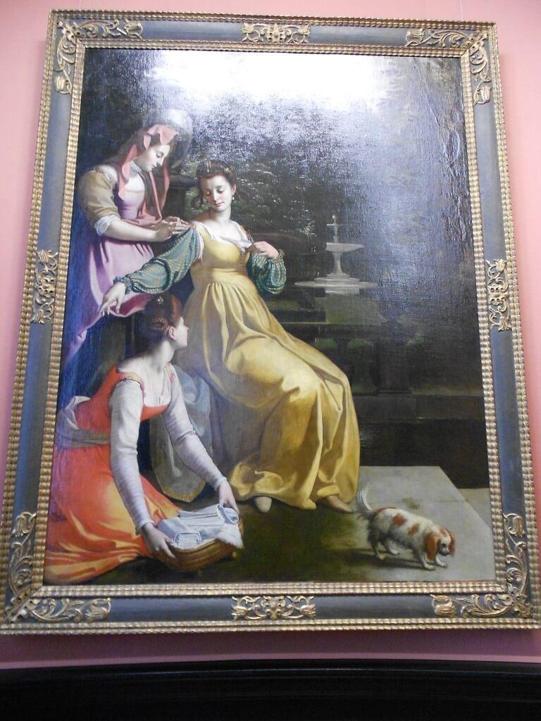 ウィーン 美術史博物館 絵画