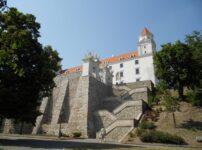 ブラチスラヴァ城 スロバキア