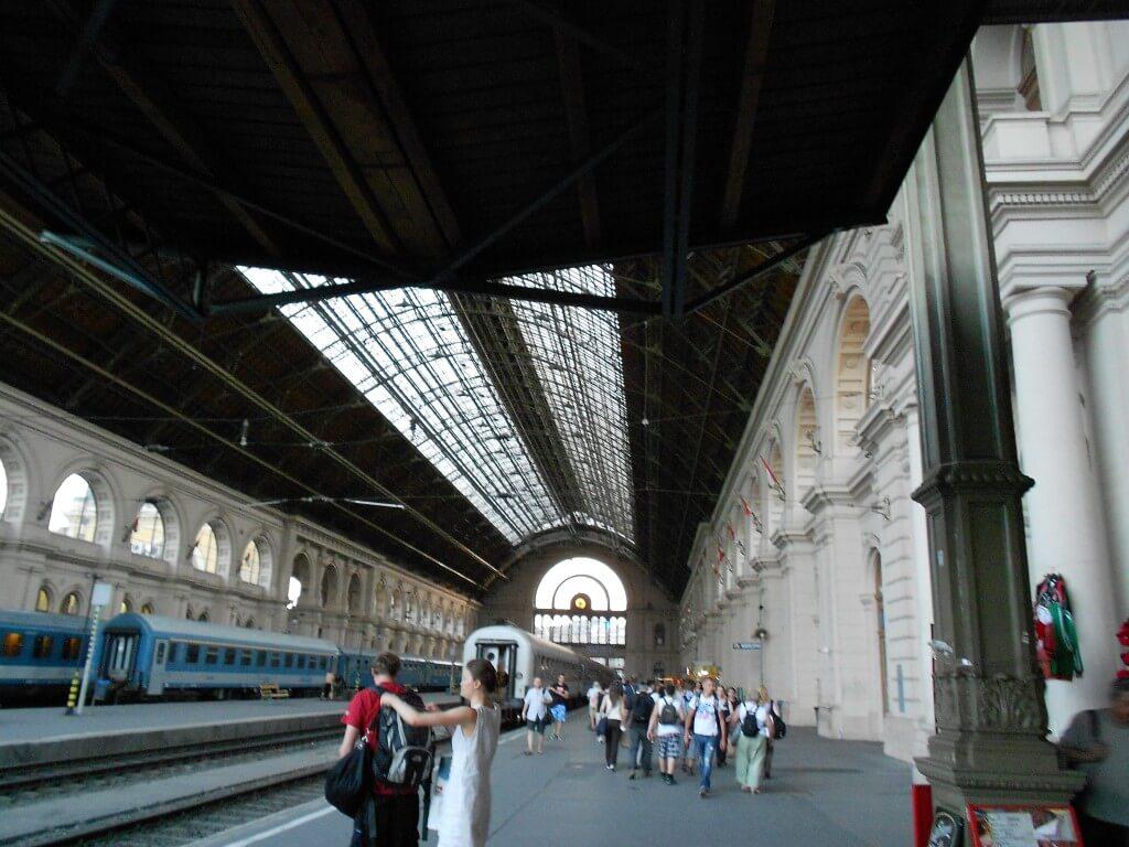 ブダペスト東駅 ハンガリー