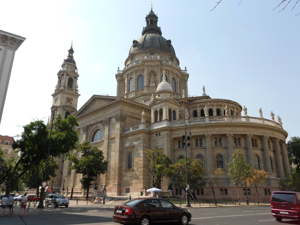 ブダペスト 教会 ハンガリー