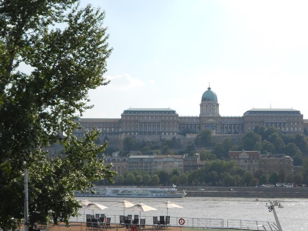 ブダ城 ブダペスト 世界遺産 ハンガリー