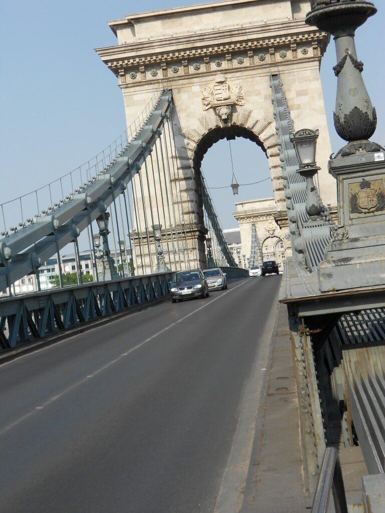 ブダペスト セーチェーニ鎖橋 世界遺産 ハンガリー
