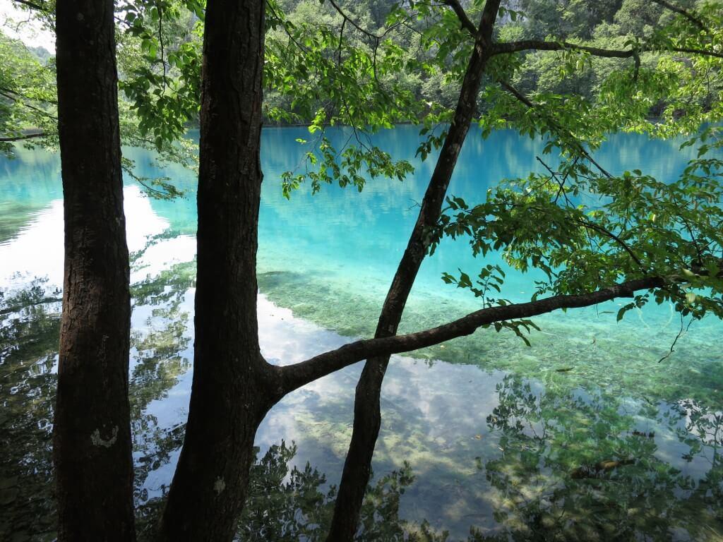 世界遺産「プリトヴィツェ湖群国立公園」 ザグレブ クロアチア