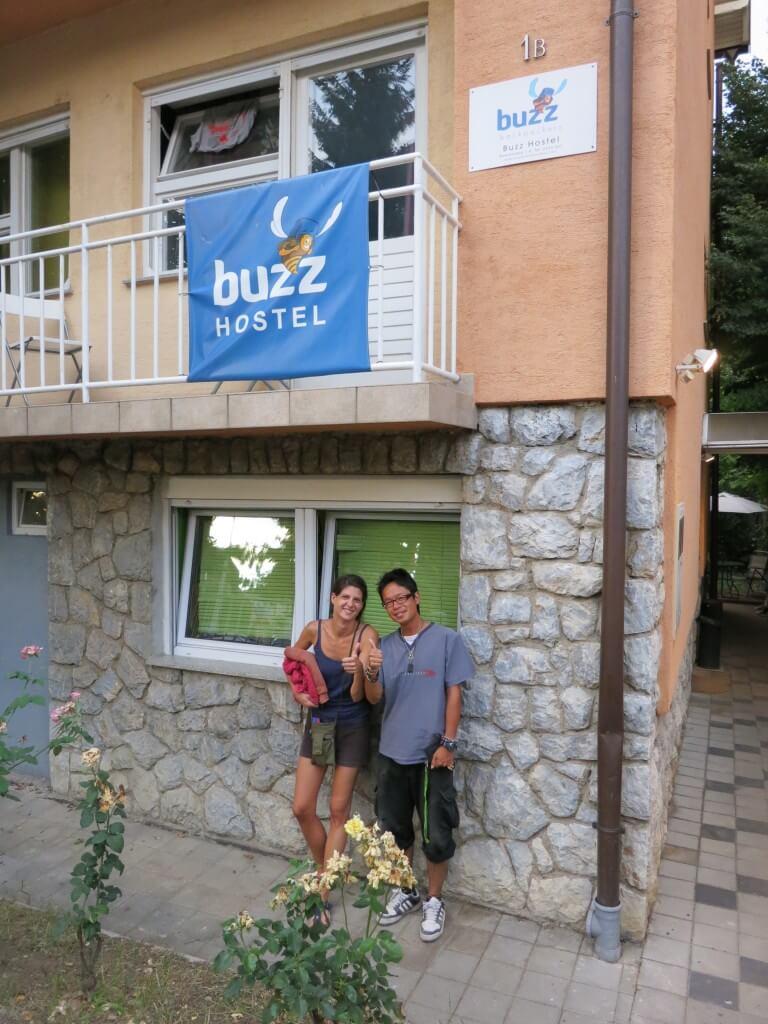 Buzz Buckpecker Hostel バズ バックパッカーズ ホステル ザブレグ クロアチア