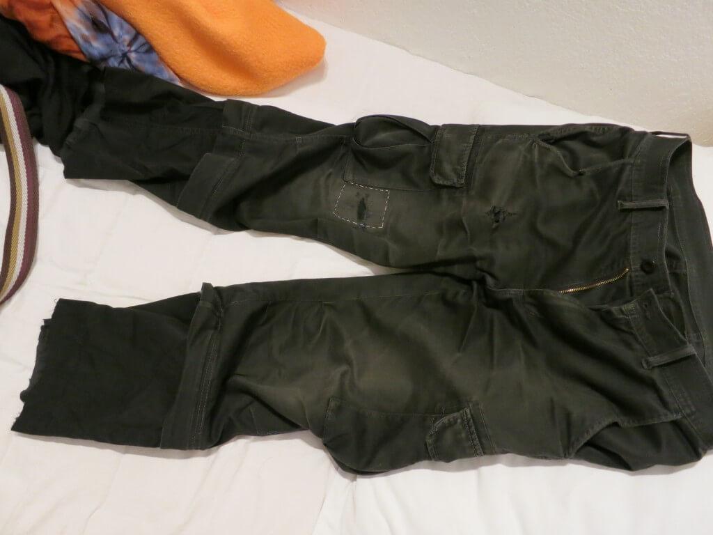 世界遺産の街いっぱいのスプリットで悲劇が!世界一周最初から履いていたパンツが!!