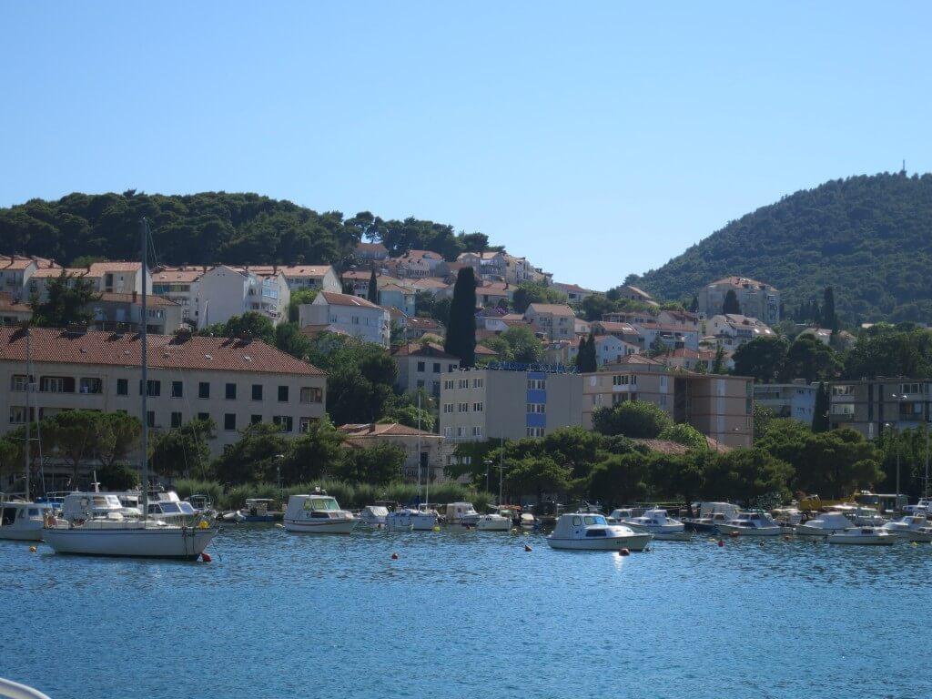 ドブロブニク 魔女の宅急便 モデル クロアチア 地中海