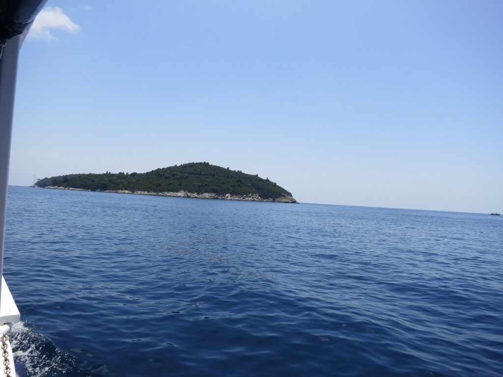 ロクルム島 ヌーディストビーチ ドブロブニク クロアチア トップレス