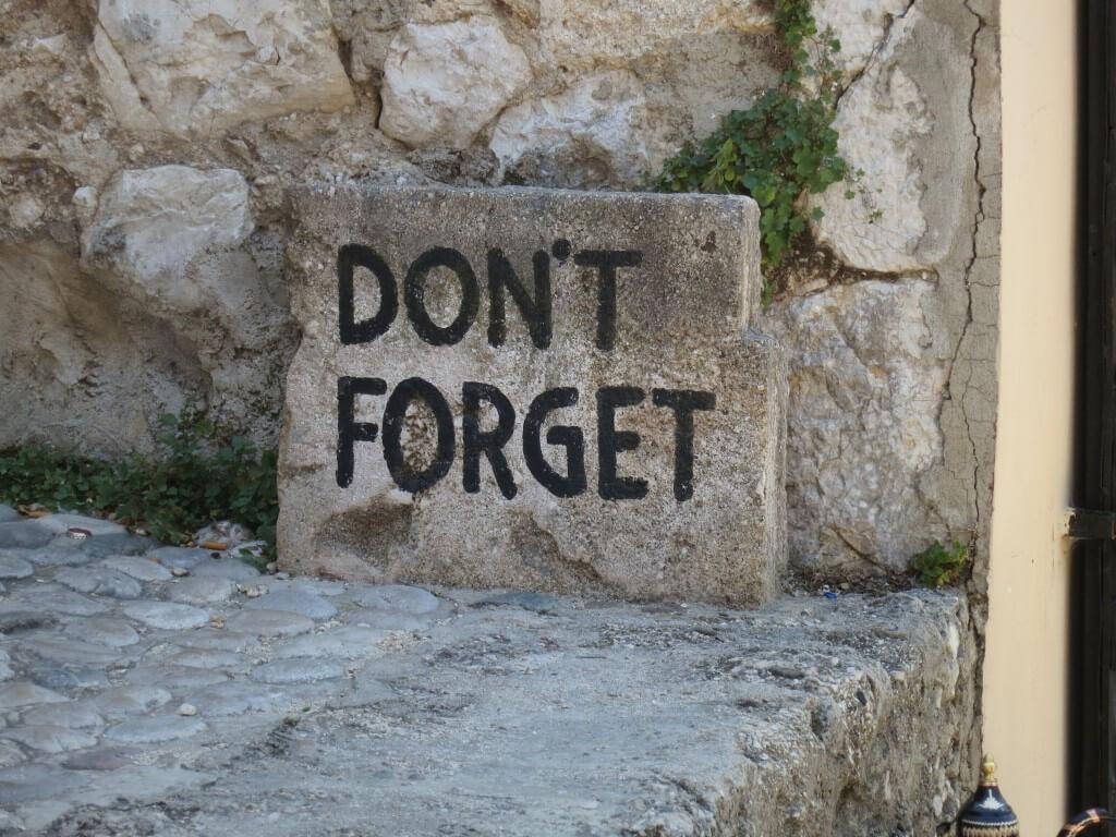 クロアチアからボスニア・ヘルツェゴビナに!旧ユーゴスラビア圏は国境越えのスタンプ
