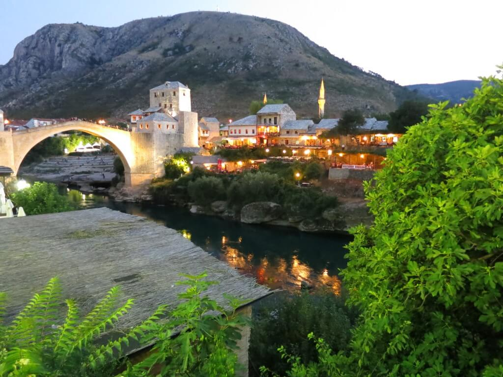スタリモスト モスタル 世界遺産 ボスニアヘルツェゴビナ