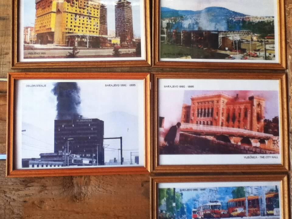 戦争トンネル サラエボ ユーゴスラビア紛争 ボスニア・ヘルツェゴビナ