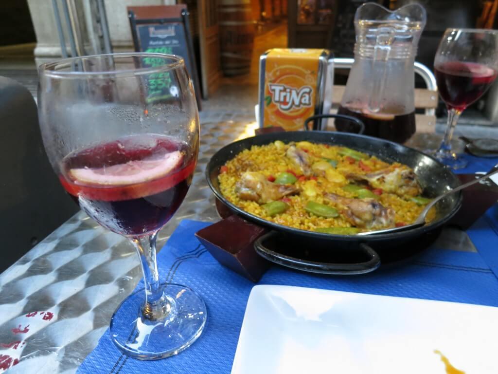 Bar(バル) スペイン グラナダ