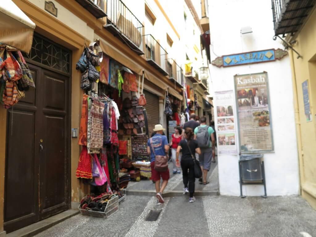 グラナダ モロッコお土産 スペイン