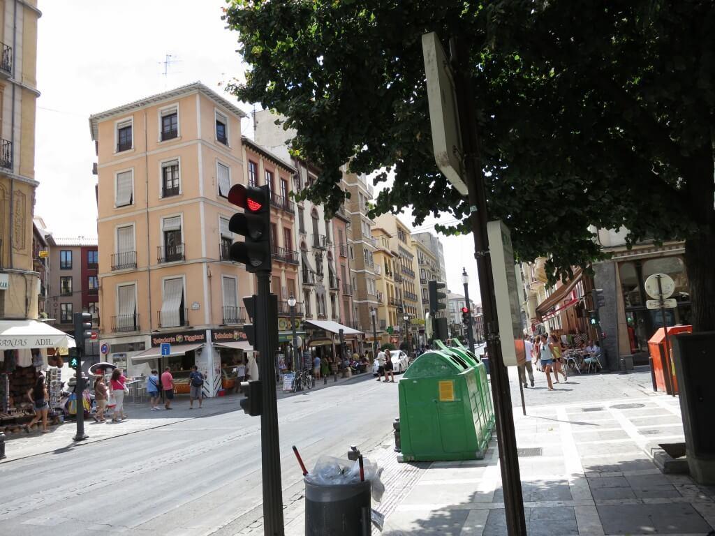 グラナダ スペイン 街並み