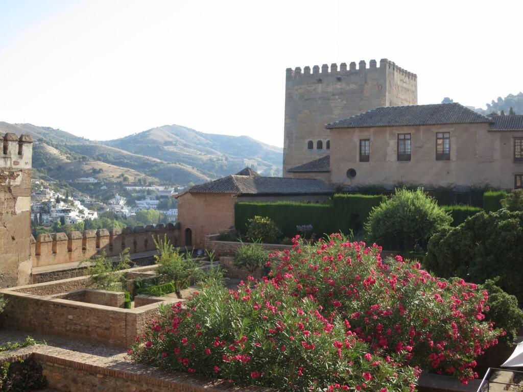 「ナスル朝宮殿」 アルハンブラ宮殿 グラナダ