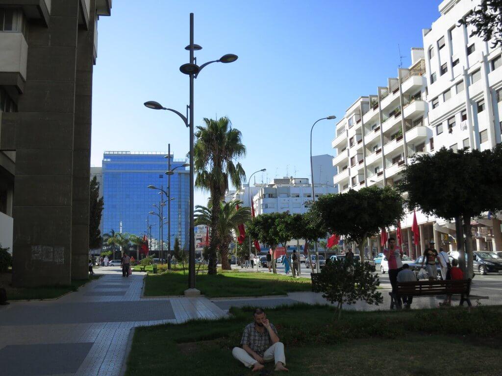 バス出発まで初モロッコを堪能!タンジェの街を観光するよ♪