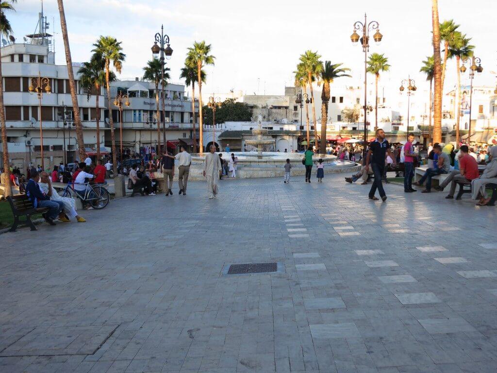 ウザイはずのモロッコで構われることの喜びを感じるボクでした