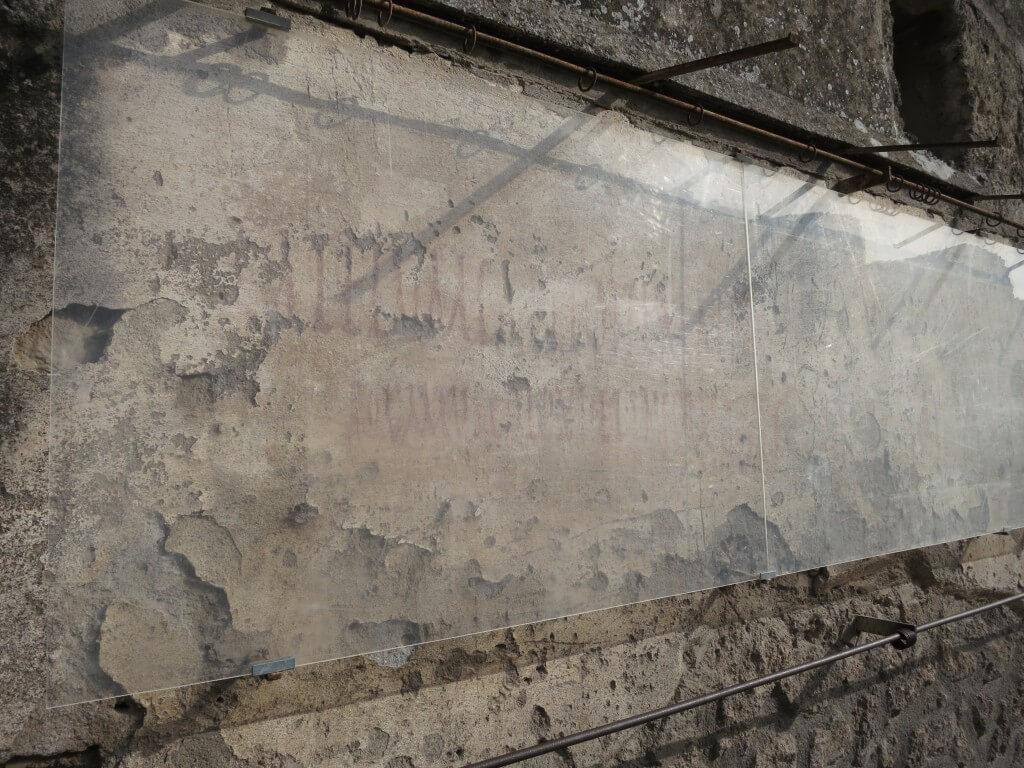 ポンペイ遺跡 エロ 歓楽街 避暑地 温泉