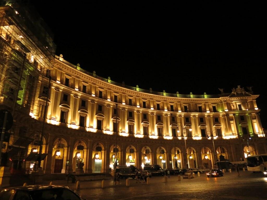 イタリア ローマ観光