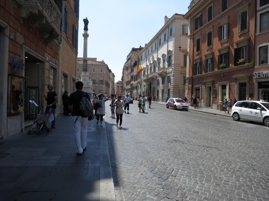 ローマ観光 イタリア