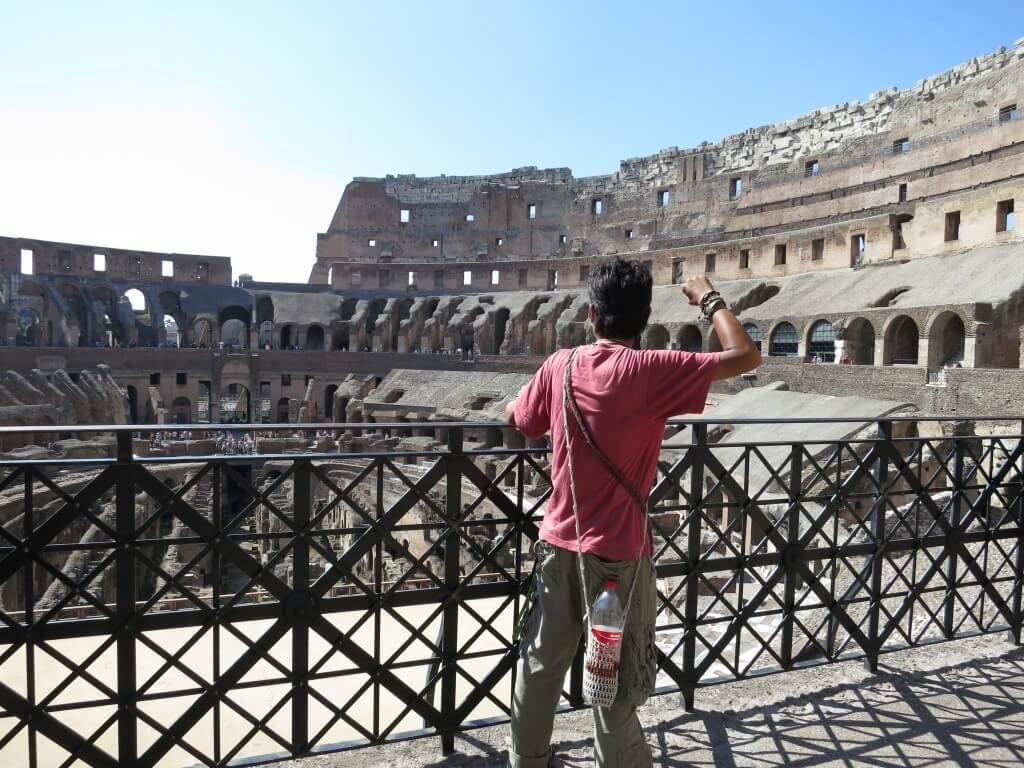 ローマ古代史の象徴「コロッセオ」この円形闘技場は過酷だった!