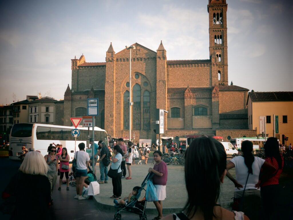 イタリアの花の都といえば フィレンツェ 街はもうオシャンティー!