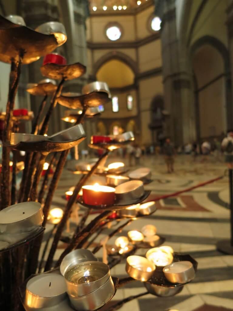 フィレンツェ ドゥオモ広場 イタリア