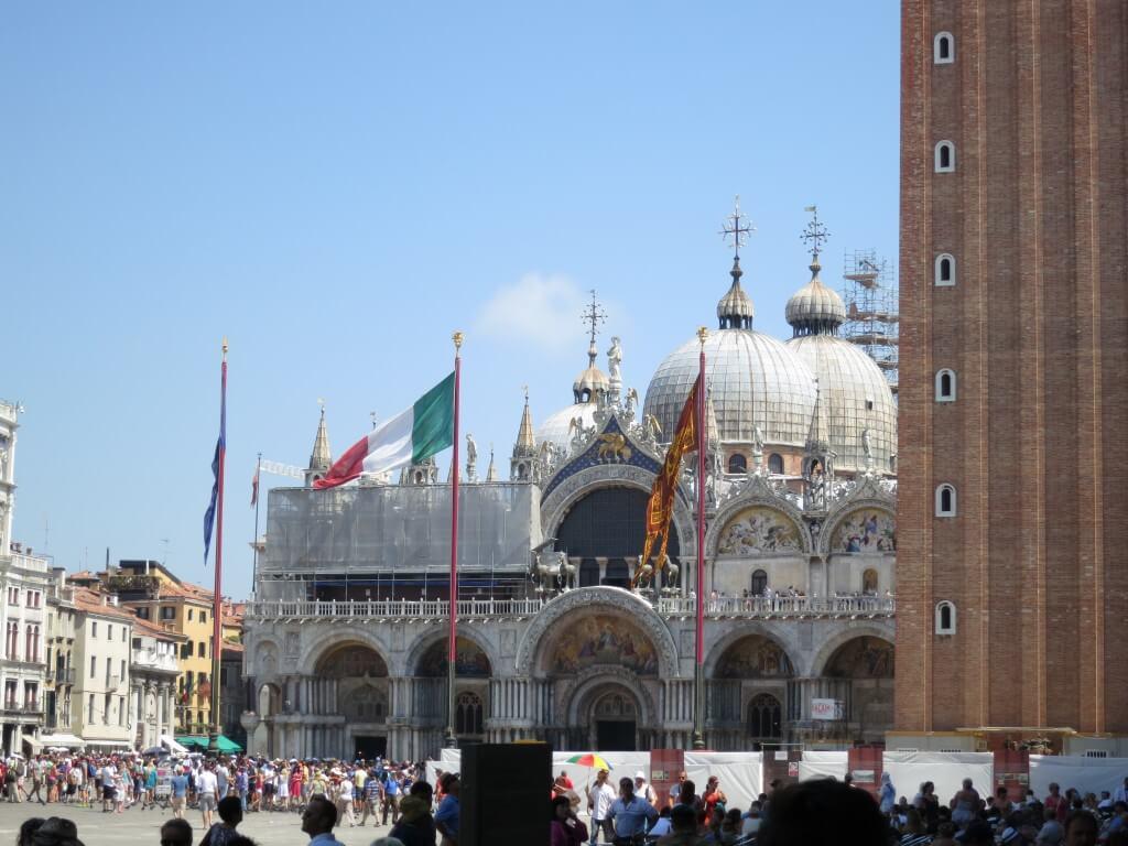 イタリアのヴェネチアからスロベニアのリュブリャナまでの移動!行き方は?